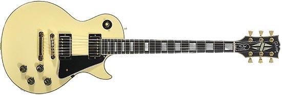 1975 Gibson Les Paul Custom Alpine