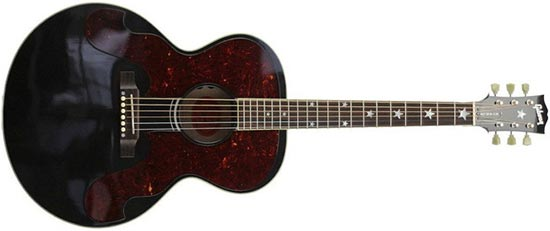 Eddie Vedder Gibson J-180 Everly Brothers Signature