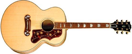 Eddie Vedder Gibson J-200 Pete Towshend Signature