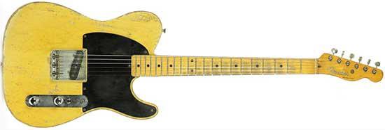 """Fender Esquire """"Old Man"""""""