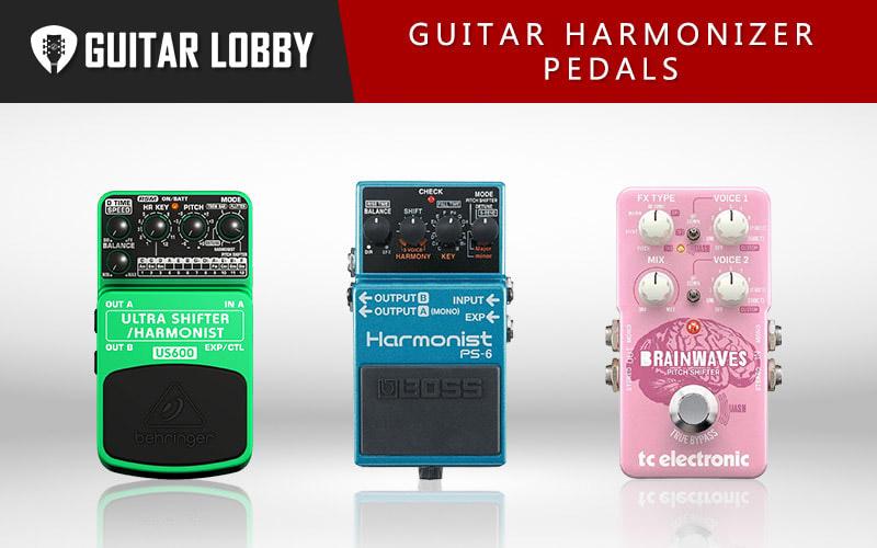 Guitar Harmonizer Pedals Featured Image