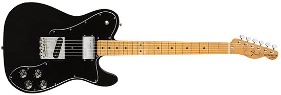 Keith Richards Fender Telecaster Custom