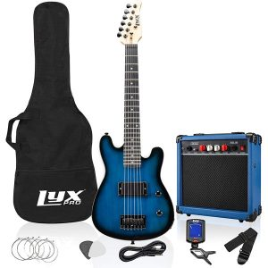 LyxPro 30-Inch Electric Guitar