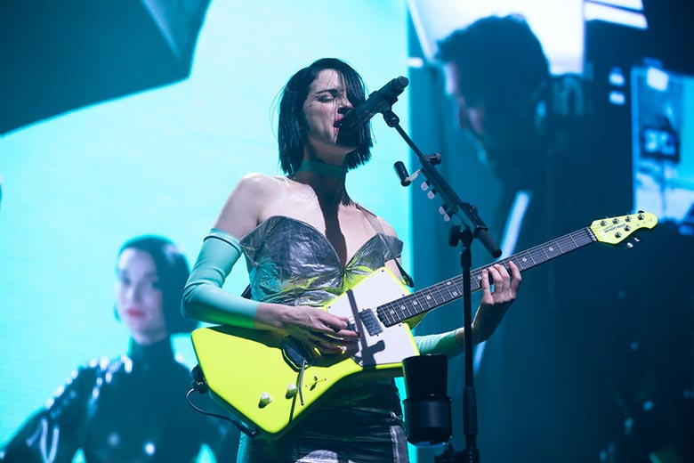 One of the Best Female Guitar Players Performing Live