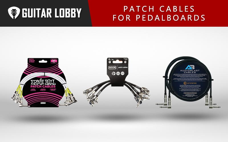Some of the Best Patch Cables for Pedalboards