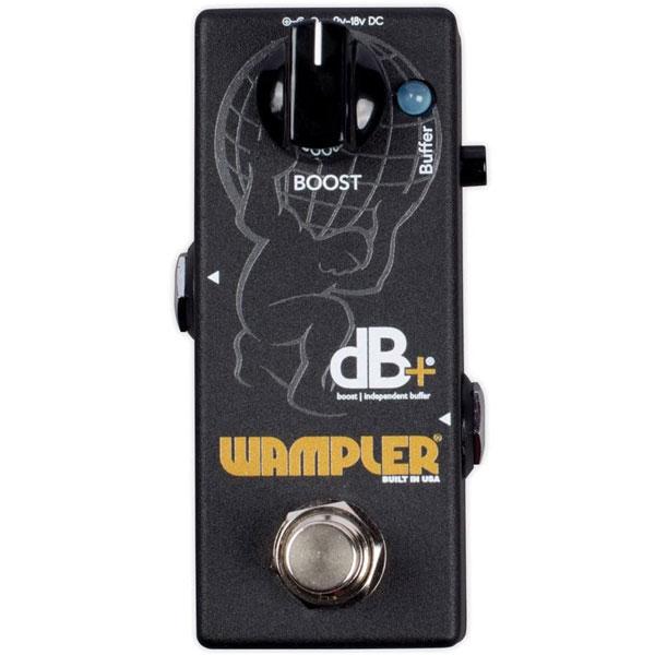 Wampler Decibel Plus V2
