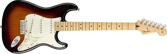 1971 Fender Stratocaster Sunburst