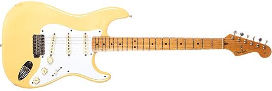Fender Stratocaster Number One