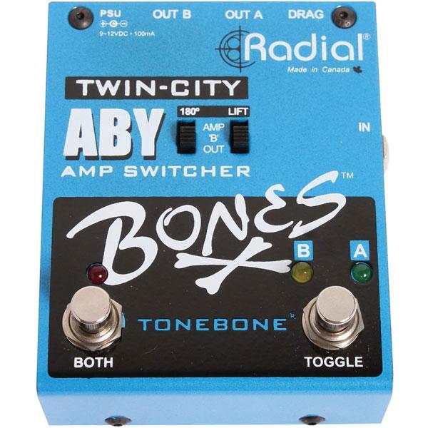 Radial Engineering Bones Twin-City ABY