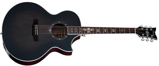 Schecter SYN GA SC Acoustic
