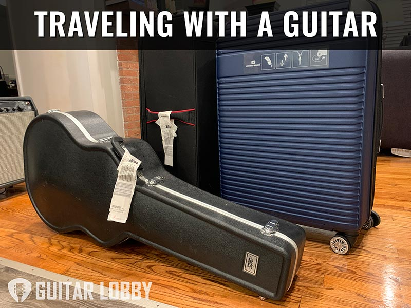 Traveling With a Guitar on an Airplane Guide