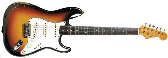 1964 Fender Stratocaster Sunburst