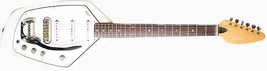 1966 Vox Mark VI Teardrop
