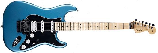 Fender Stratocaster Midnight Blue