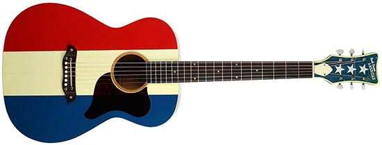 Harmony Buck Owens American